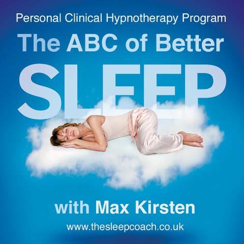 ABC of Better Sleep - Max Kirsten