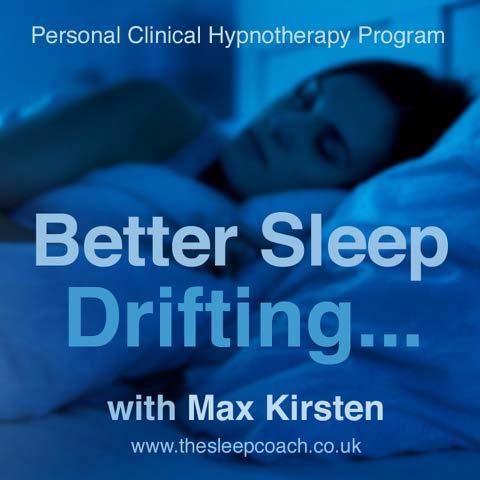 Insomnia Sleep Coach Max Kirsten