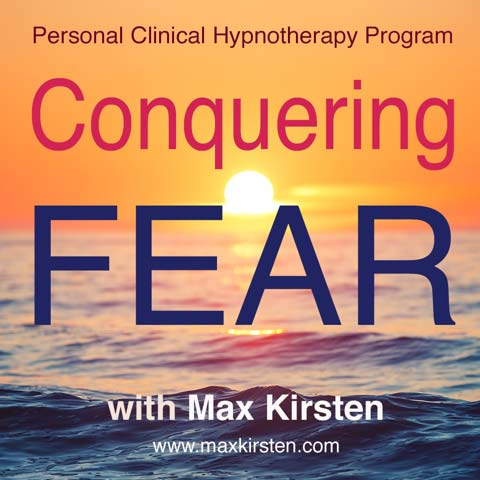 """Featured image for """"FREE 'Conquering Fear' Hypnosis MP3 Download"""""""