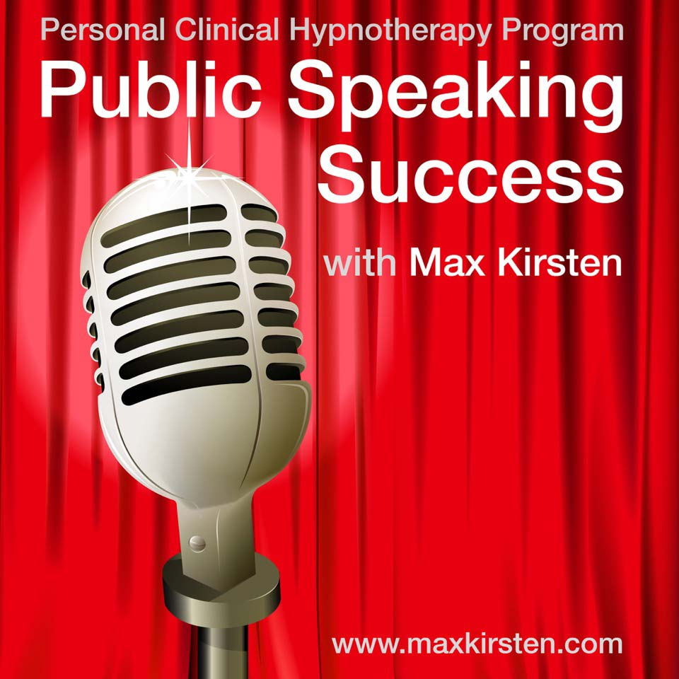 Public Speaking SUCCESS - Max Kirsten