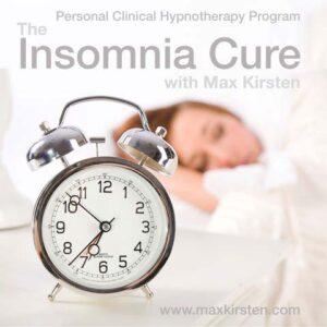 The Insomnia Cure - Max Kirsten Sleep Coach