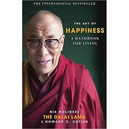 """Featured image for """"The Art of Happiness: A Handbook for Living"""""""