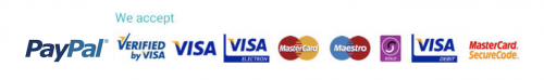 Credit Cards Accepted By Max Kirsten