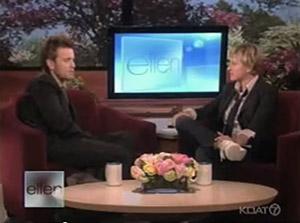 Ewan McGregor on The Ellen DeGeneres Show