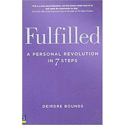 """Featured image for """"Fulfilled: A Personal Revolution in Seven Steps"""""""