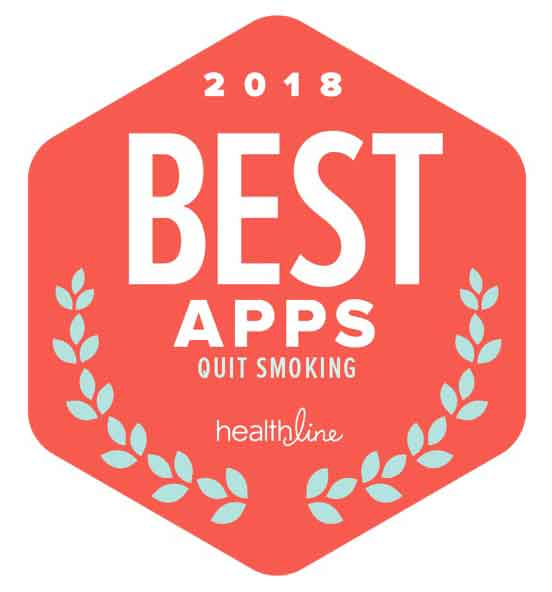 Max Kirsten's Quit Smoking Awarded Best App in 2018 by Healthline