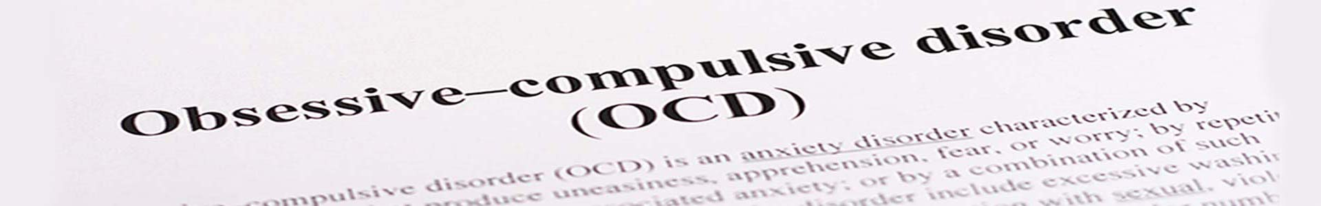 Hypnotherapy For Obsessive Compulsive Disorder (OCD)