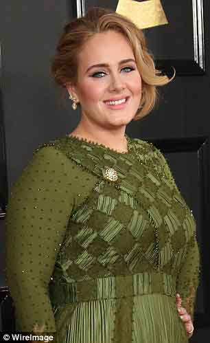 Adele Quit Smoking With Max Kirsten
