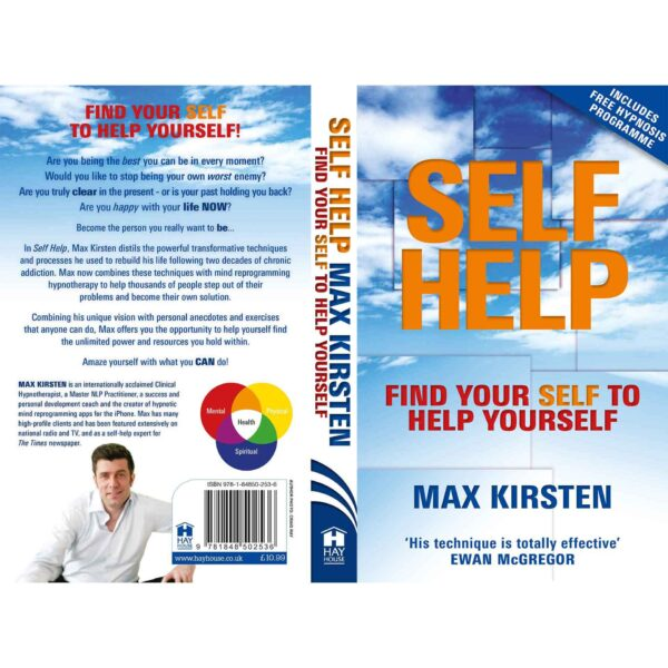 Self Help Book By Max Kirsten