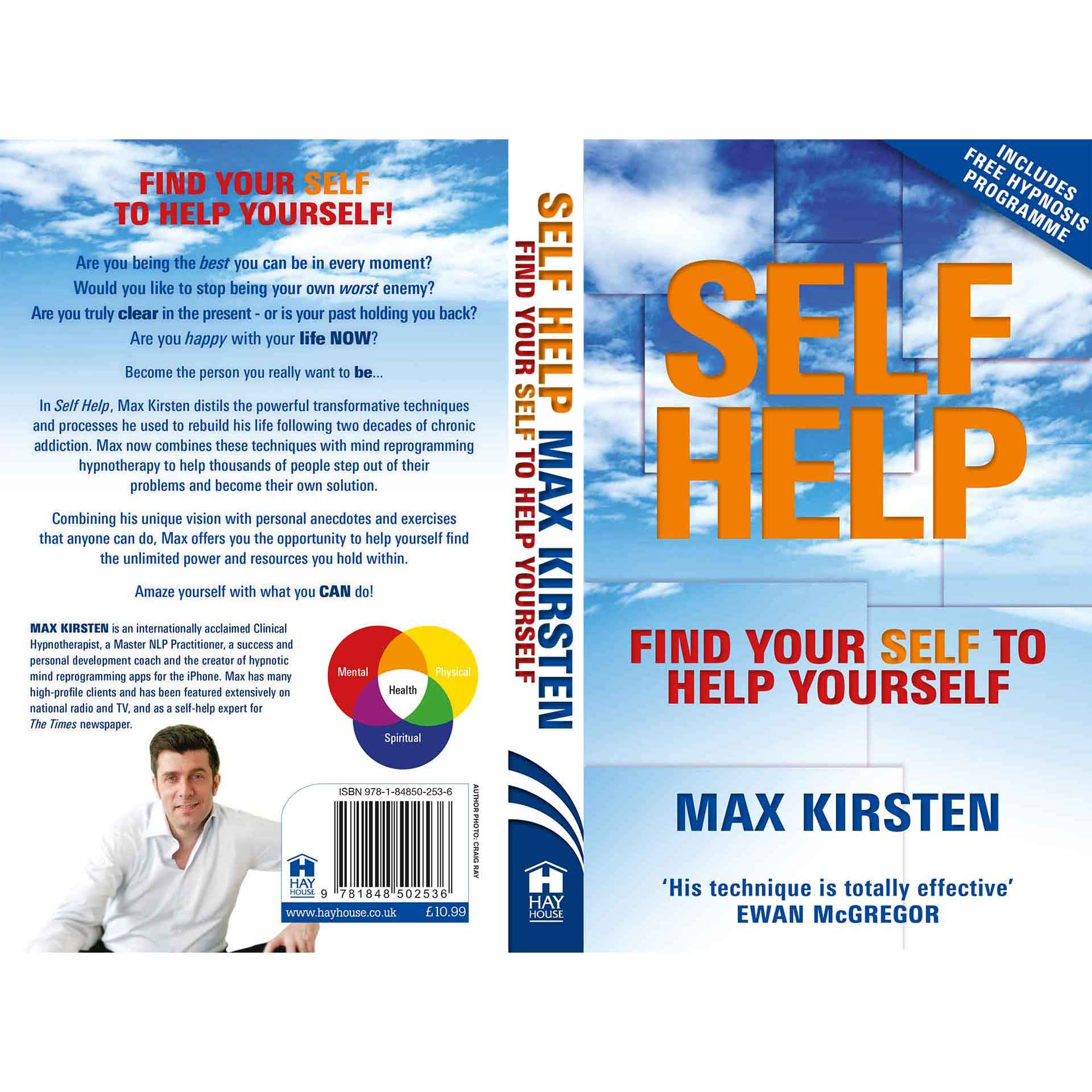 Self Help: Find Yourself To Help Yourself - Book by Max Kirsten