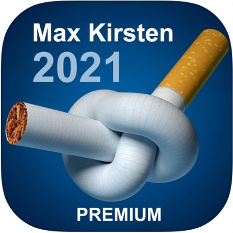 Max Kirsten's Quit Smoking Now App Available On The Apple App Store