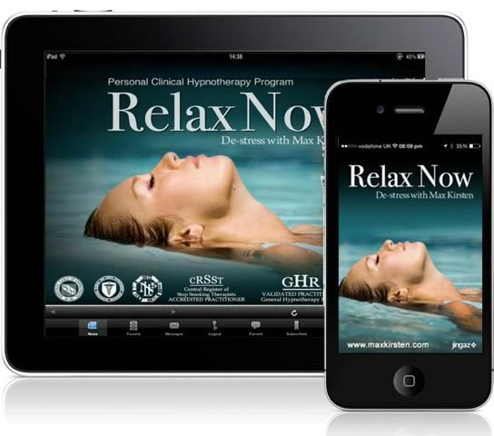 Relax Now Downloads By Max Kirsten