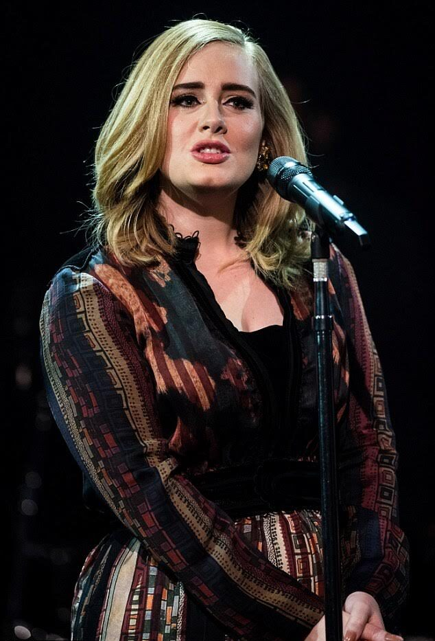 """Featured image for """"'Hello' Singer Adele Stops Smoking and Says Goodbye To A 20-A-Day Cigarette Habit"""""""
