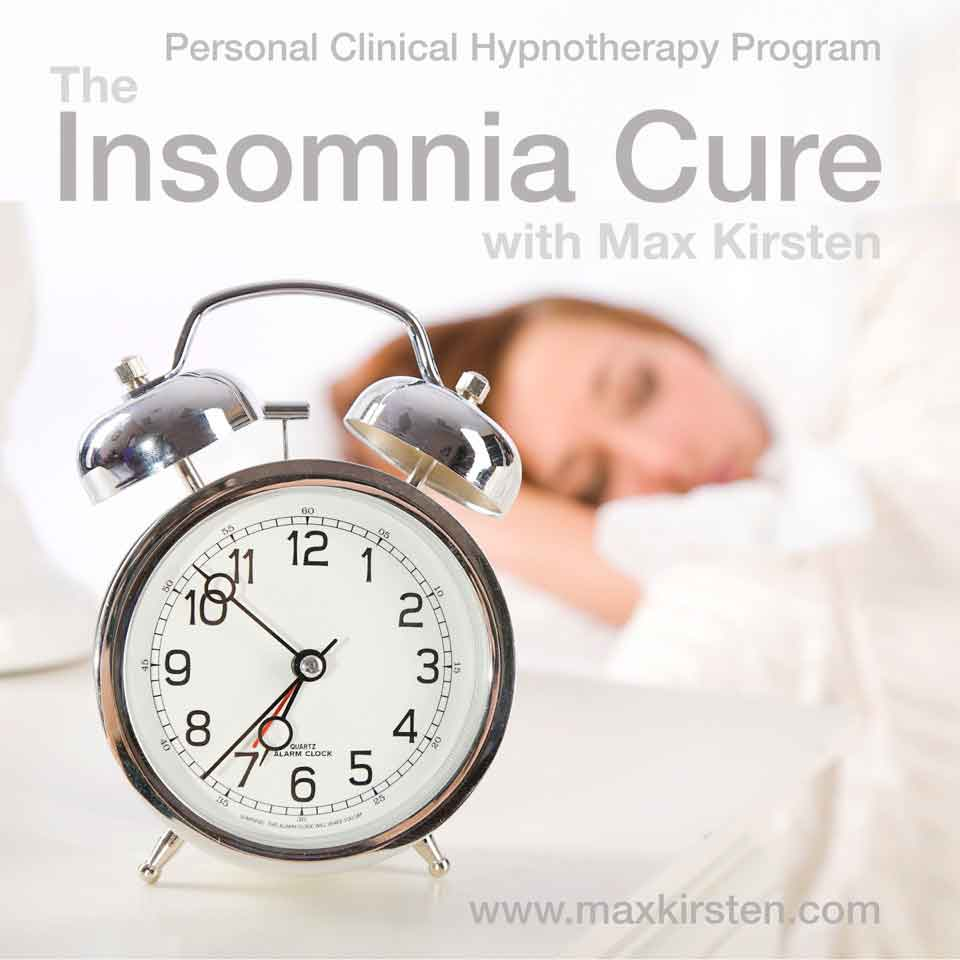 The Insomnia Cure - Max Kirsten Sleep Coach