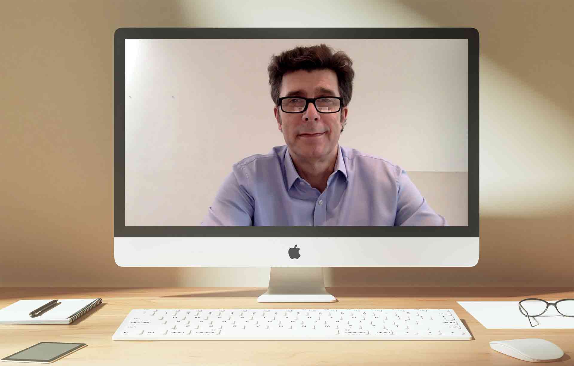 Virtual Hypnotherapy Sessions Online With Max Kirsten